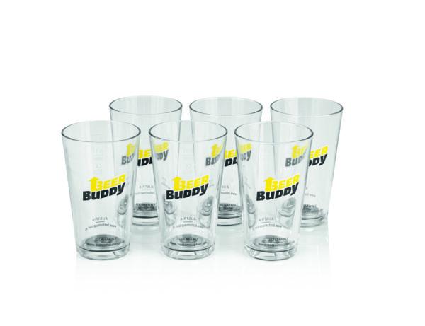 Beer Buddy Gläser